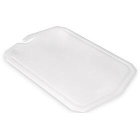 GSI Planche à découper ultralégère - table roulante petite blanc